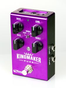 Source Audio Kingmaker Fuzz schräg