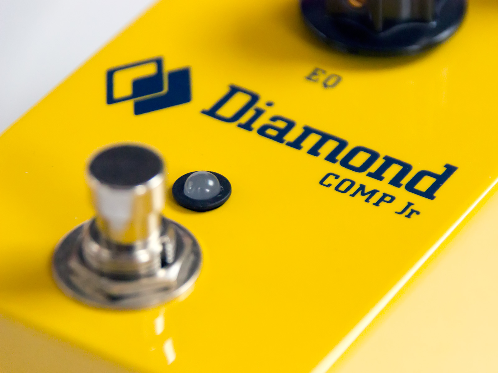 Diamond Guitar Compressor Jr. Test – Gelbes Kompressionsgenie