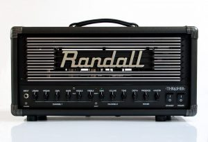 Randall Thrasher 50 Front
