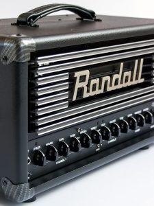 Randall Thrasher 50 schräg