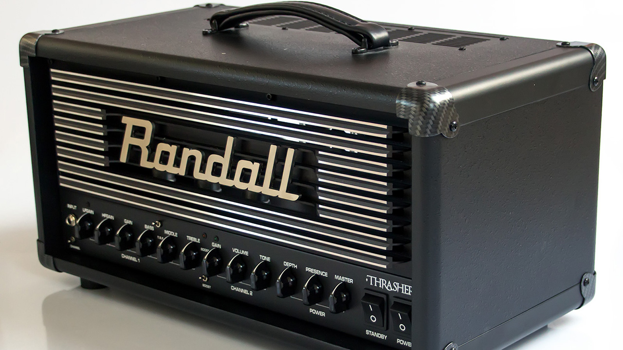 Randall Thrasher 50 Test – Mächtiges Metal-Monster