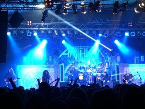 "Anthrax live im LKA ""Among The Kings"" blau"