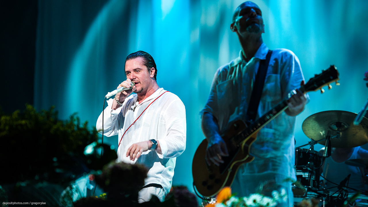 Faith No More live 2012