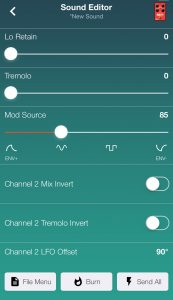 Source Audio Neuro App Mercury
